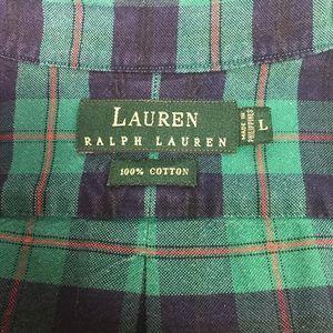 Men's Lauren Ralph Lauren Long Sleeve Shirt